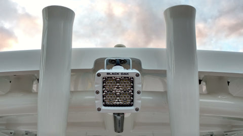 Marine LED Spreader Light Pod Kit