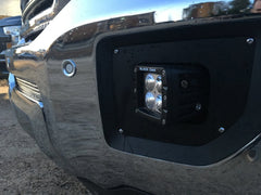 (14-15) GMC Sierra 1500 - Fog Light Pod Kit