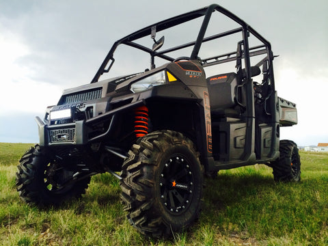"Polaris Ranger Light Bar Kit - 10"" Double Row Series"