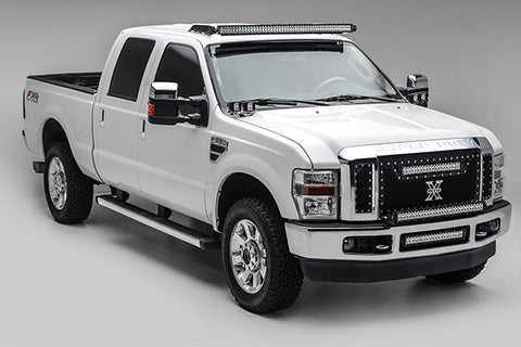 F250 led light bar f250 led light kit f350 light bars 08 10 ford f250f350 30 double row curved bumper mozeypictures Choice Image
