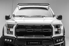 "(17-18) Ford F150 Raptor - 50"" Curved Light Bar Kit"
