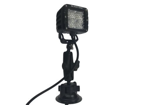 GoPod - Suction Cup Worksite Light