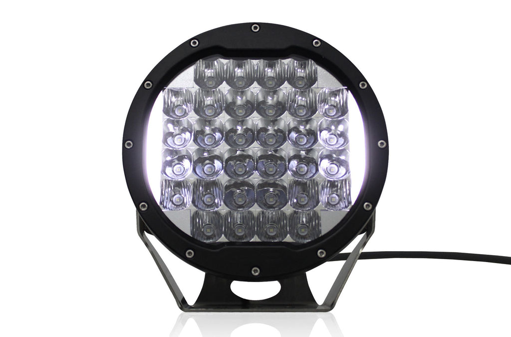 New - 7 inch Round Series LED Light