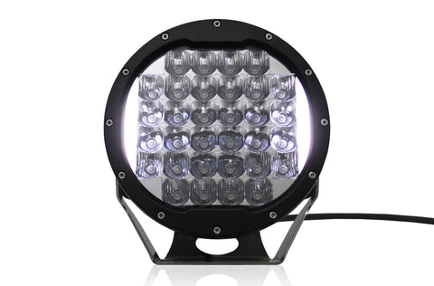 Round - New - 7 Inch Round R-Series LED Light Off Road LED Light