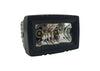 New - 2 Inch Single Row Series,  LED Light Bar with Flood Optics