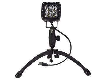 Tripod LED Work Light - 40w CREE GoPod - Construction Series - HD Series