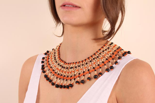 Guarani Beaded Necklace