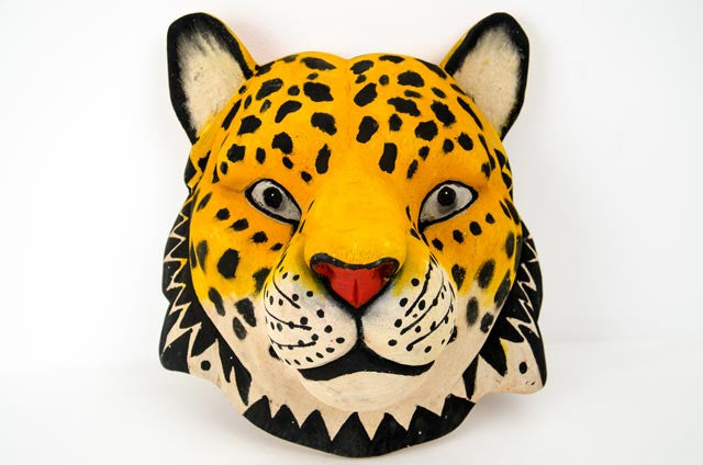 Ticuna Jaguar Mask