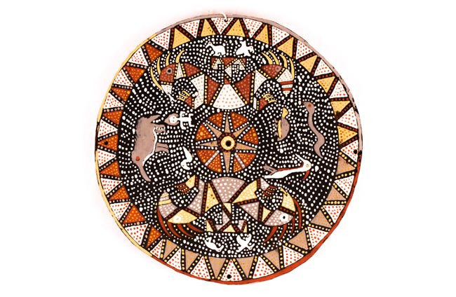 Wayana 'Maluwana' Roof Circle