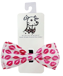 Huxley & Kent Bow Ties and Flowers For Valentines
