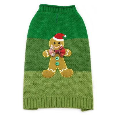 Gingerbread Man Sweater