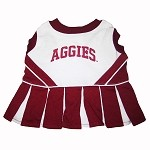 Official NCAA Team Gear - Texas A&M Aggies Jerseys and Cheerleading Dresses