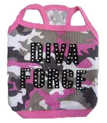 Diva Force Tank Top