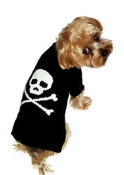 Jolly Roger Skull Sweater