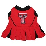 Official NCAA Team Gear - Texas Tech Jerseys and Cheerleading Dresses