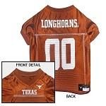 Official NCAA Team Gear - Texas Longhorns Jerseys and Cheerleading Dresses