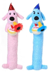 "13""  Birthday Dog Toy"