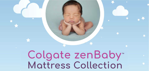 zen baby crib mattress collection