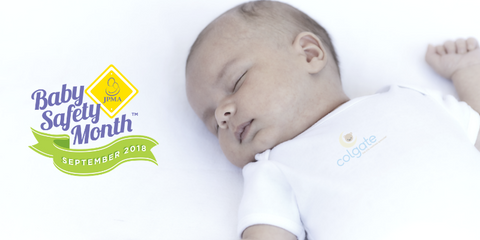 baby safety month sleeping
