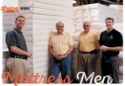 17th South Mattress Men
