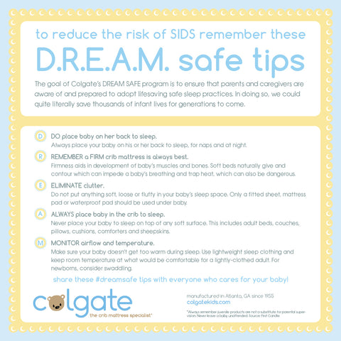 dream safe tips