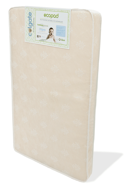 Eco Pad Portable/Mini Crib mattress