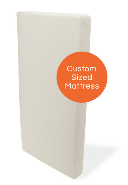Custom-Sized Crib Mattress Pad