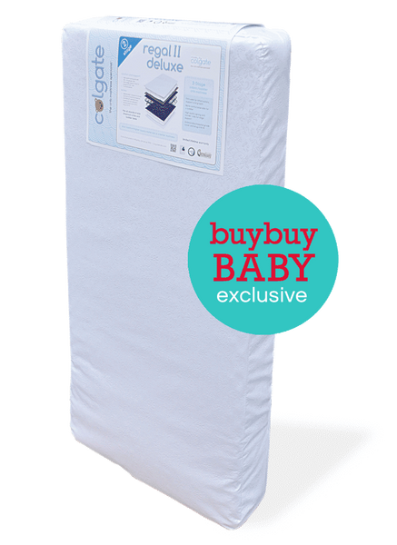 Regal II Deluxe Crib Mattress