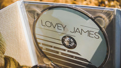 Lovey James Limited Edition Signed Album