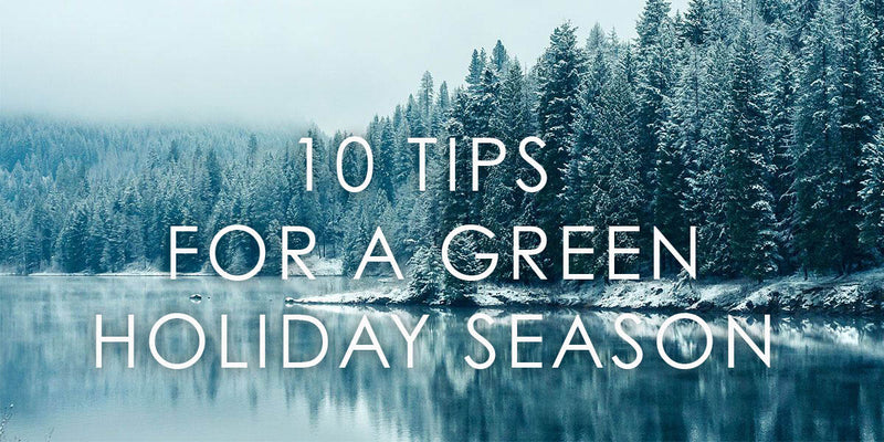 10 Green Tips for the Holidays
