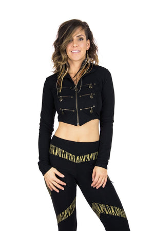Dyna Cropped Jacket