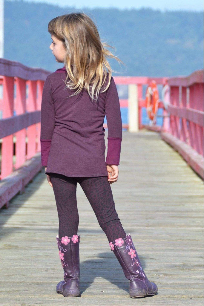 Mini Indira Tights - Printed