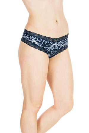 Ina Brazilian Panties - Printed