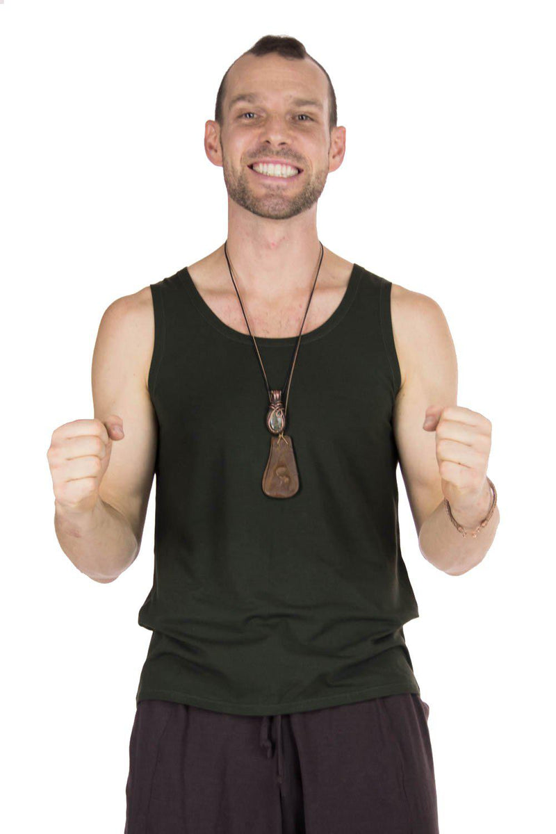 Men's Sailor Tank - Bamboo