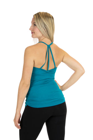 Tantra Tank - New with Doubled Bra