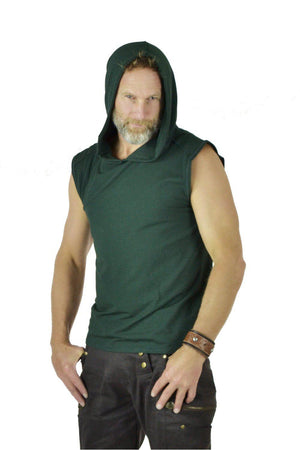 Zeus Men's Hooded Tank