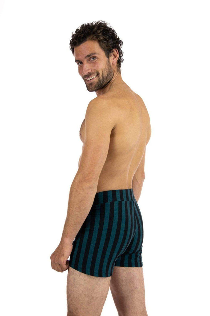 Men's Bootyshorts in Plain, Printed or Striped