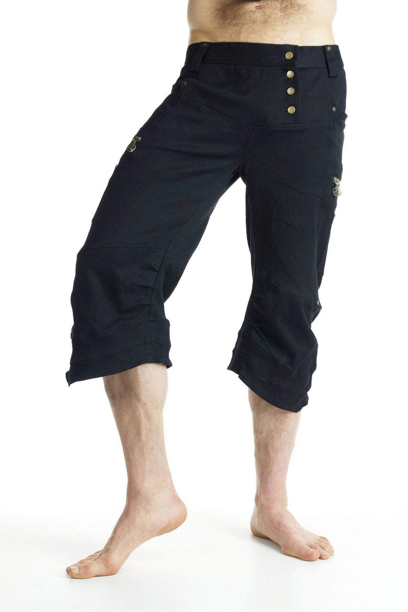 Neptune Pants in Hemp Canvas