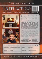 HURRY GET YOUR ★FREE★ CLASSIC FIREPLACE DVD (JUST PAY SHIPPING & HANDLING) - Fireplace For Your Home