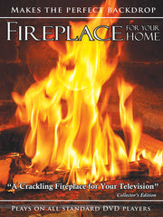 Fireplace For Your Home: Classic Edition DVD #1 - Our Best Seller! - Fireplace For Your Home