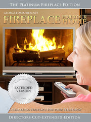 Fireplace For Your Home: Extended Platinum Edition DVD Disc #10 - Fireplace For Your Home
