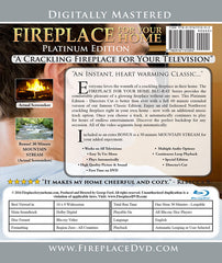 Fireplace For Your Home Extended Platinum Edition Blu-ray Disc #11 - Fireplace For Your Home