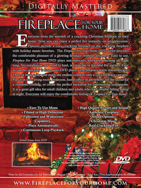 Continuous Christmas Music.Fireplace For Your Home Holiday Edition Dvd Disc 2