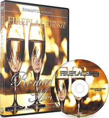 Fireplace For Your Home: Romantic Moods DVD Disc #3 - Fireplace For Your Home