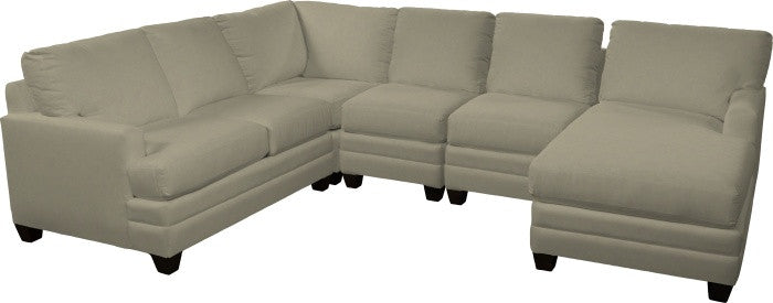 Loft U Sectional - Chaise Right