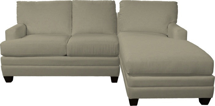 Loft Chaise Sectional - Right