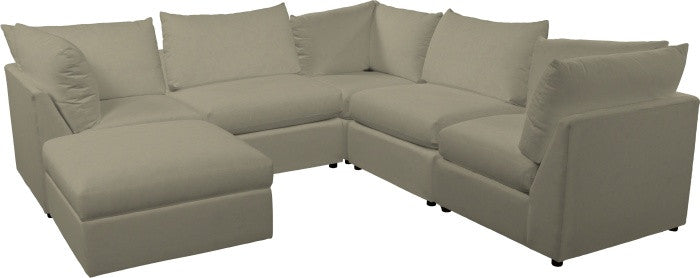 Mix U Sectional Right