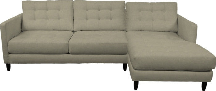 Gen X Chaise Sectional - Right - Quick Ship