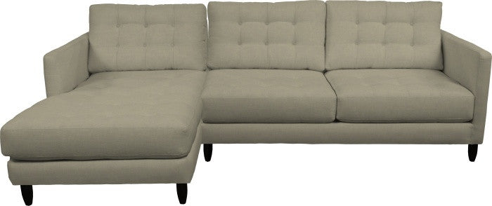 Gen Y Sectional with Chaise - Left