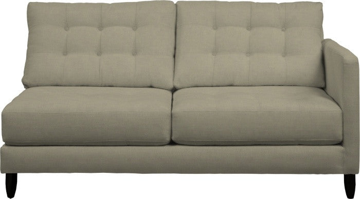 Gen X One Arm Sofa - Right - Quick Ship
